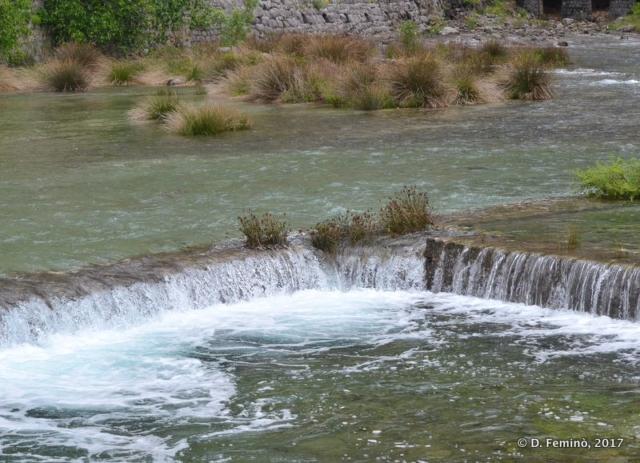 Small rapids (Kotor, Montenegro, 2017)
