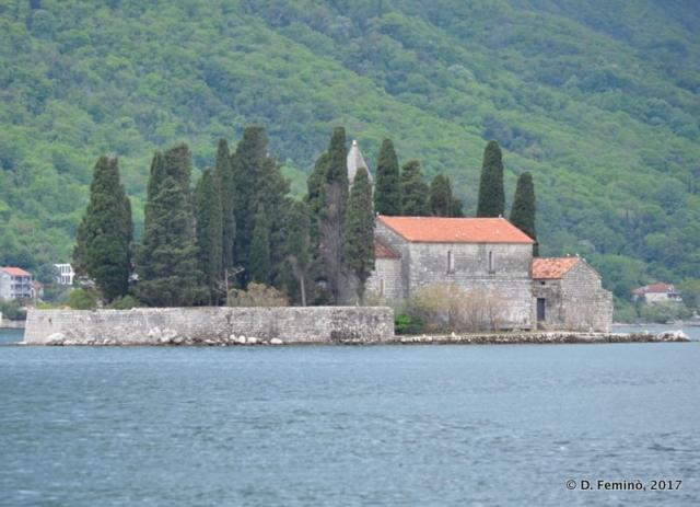 St George island (Montenegro, 2017)
