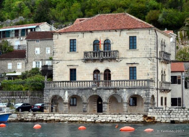 Historic building (Perast, Montenegro, 2017)