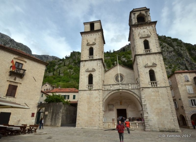 St Michael Church (Kotor, Montenegro, 2017)