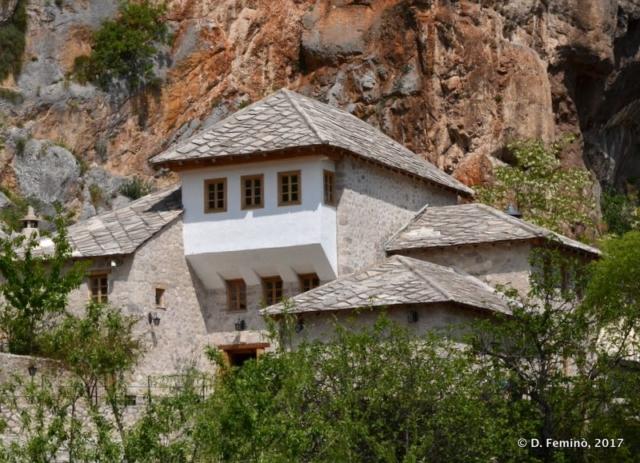 Tekke monastery (Blagaj, Bosnia, 2017)