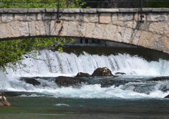 Rapids in Blagaj