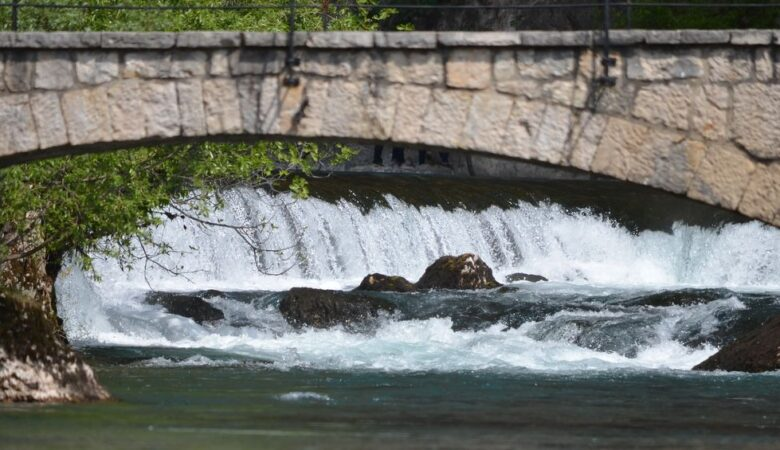 Rapids in Blagaj