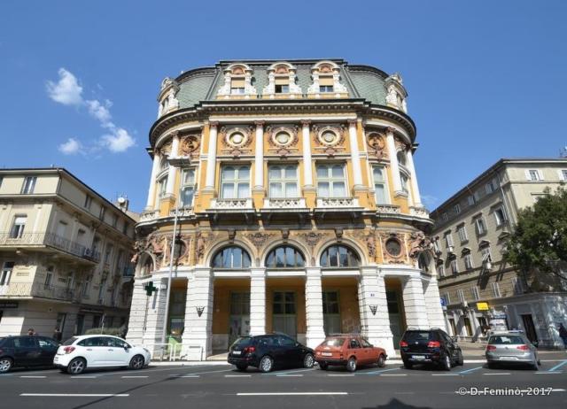 Palace Modello (Rijeka, Croatia, 2017)