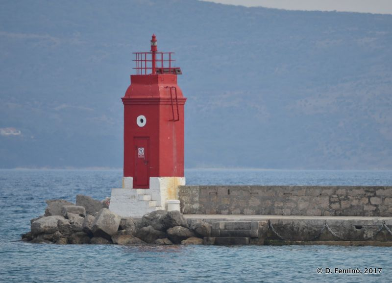 Lighthouse (Krk, Croatia, 2017)
