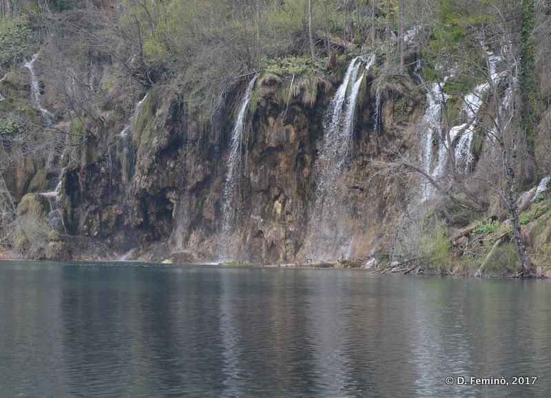 Waterfalls IV (Plitvice, Croatia, 2017)