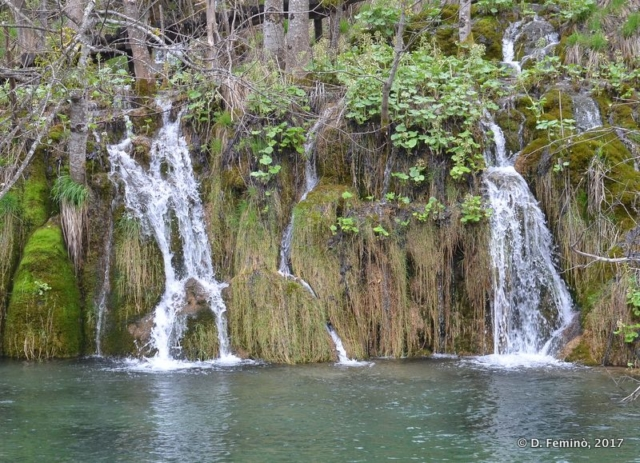 Waterfalls II (Plitvice, Croatia, 2017)