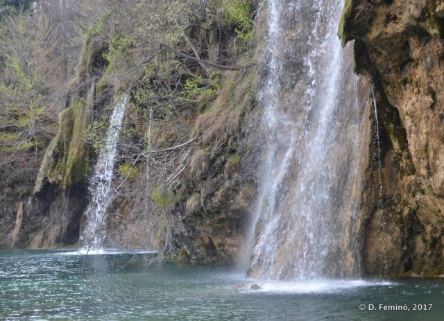 Waterfalls I (Plitvice, Croatia, 2017)