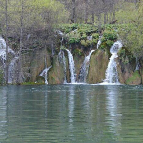 Plitvice Lakes: Day two