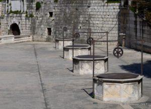 Five pits square (Zadar, Croatia, 2017)