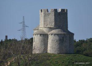Church of St Nicholas (Nin, Croatia, 2017)