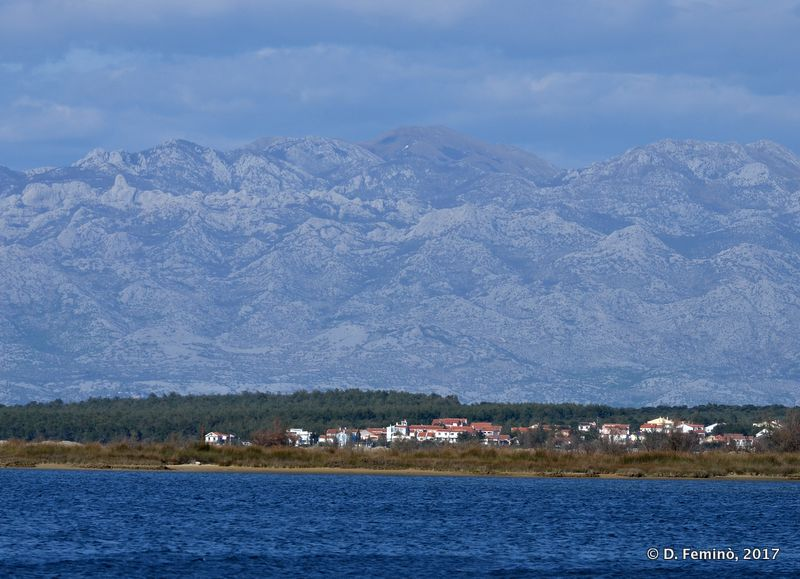 Mountains near Zadar (Nin, Croatia, 2017)