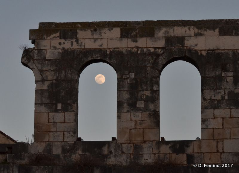 Diocletian's Palace (Split, Croatia, 2017)