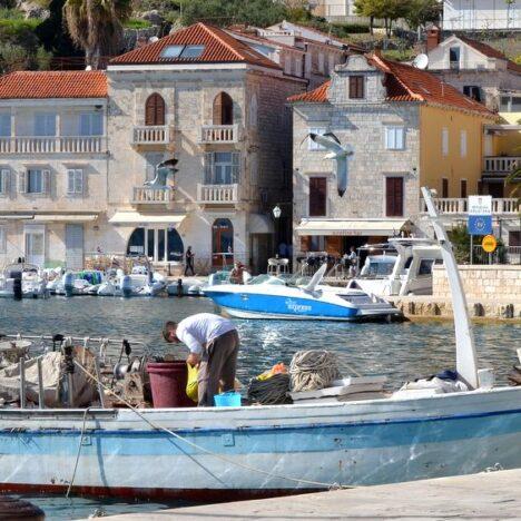 From Zadar to Split