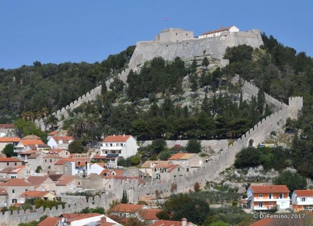 Španjola Fortress (Hvar, Croatia, 2017)