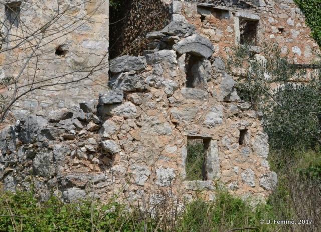 Abandoned house (Malo Grablje, Croatia, 2017)