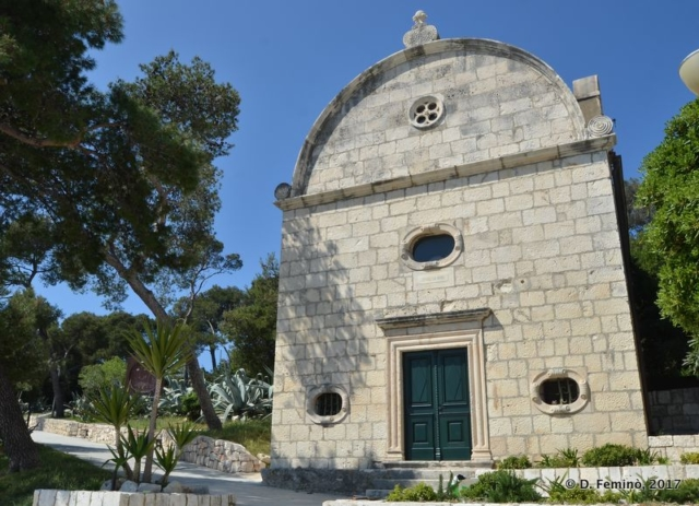 Stella Maris Church (Hvar, Croatia, 2017)