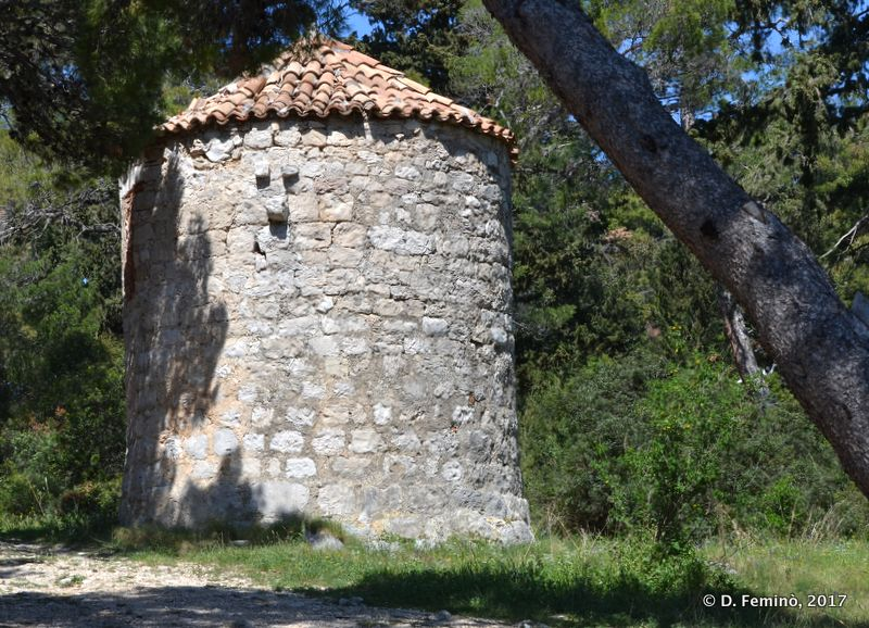 Medieval tower (Hvar, Croatia, 2017)