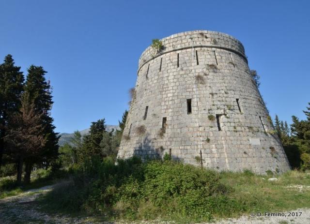 Forteca (Korčula, Croatia, 2017)