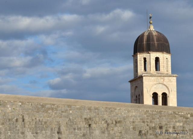 Walled city (Dubrovnik, Croatia, 2017)