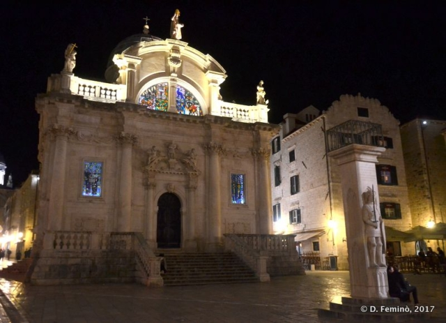 St Blaise Church (Dubrovnik, Croatia, 2017)