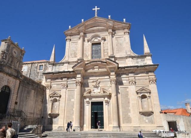 St Ignatius Church (Dubrovnik, Croatia, 2017)