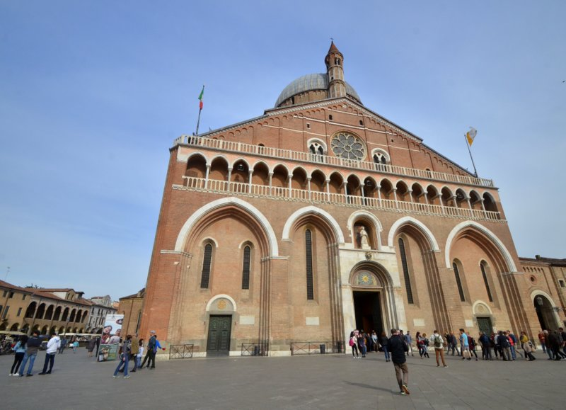 Sant'Antonio Church (Padua, Italy, 2017)