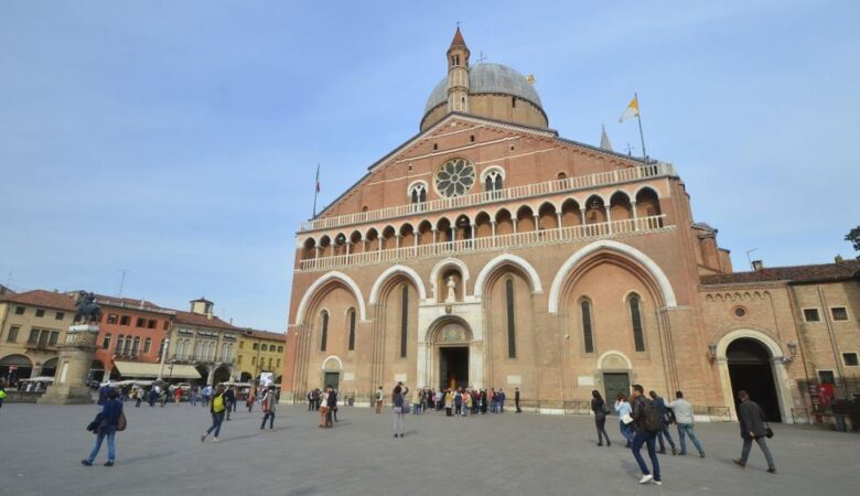 Saint Anthony Basilica (Padua, Italy, 2017)