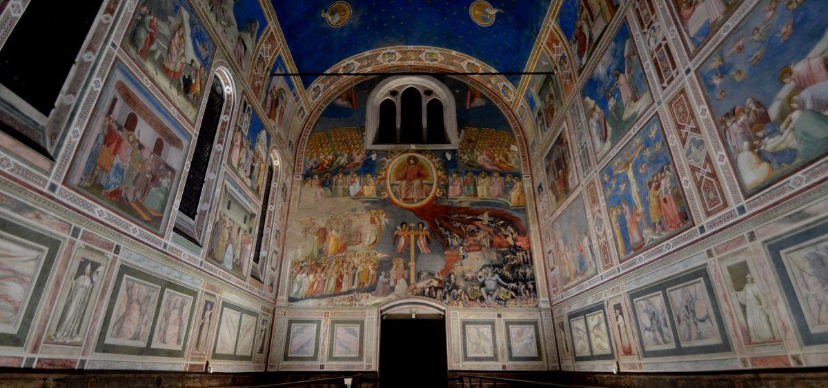 Cappella degli Scrovegni (Padova, Italy, 2017)